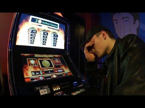 im Kopf eines Glücksspielers - die Spielsucht