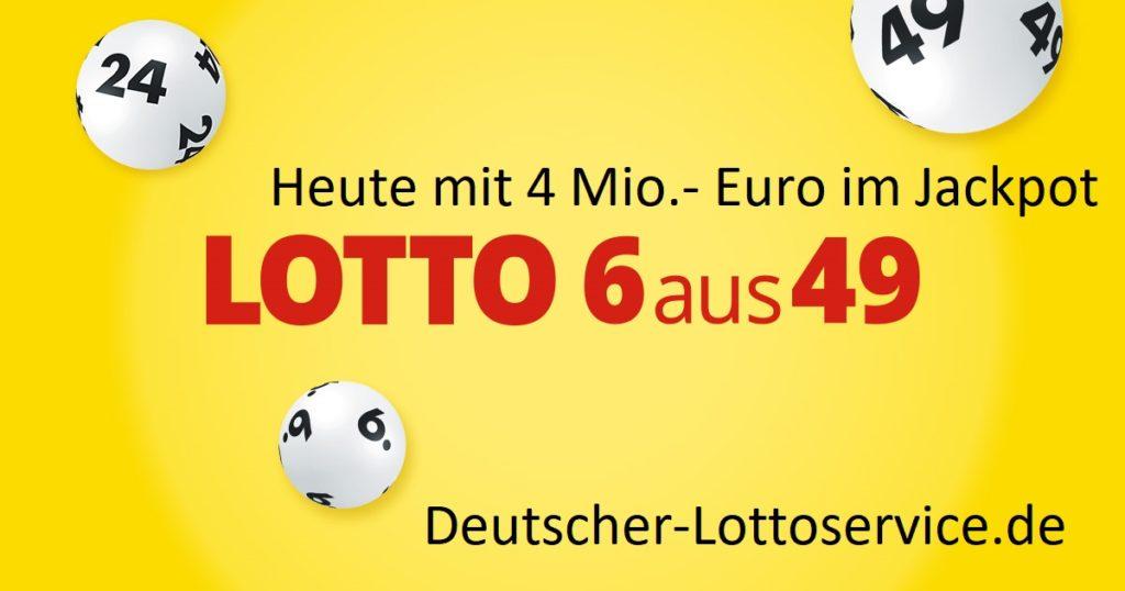 Lottozahlen vom 22.01.2020