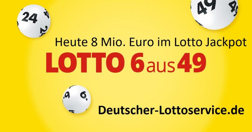 Hier Die Lottozahlen Am Mittwoch 29 01 2020 Deutscher