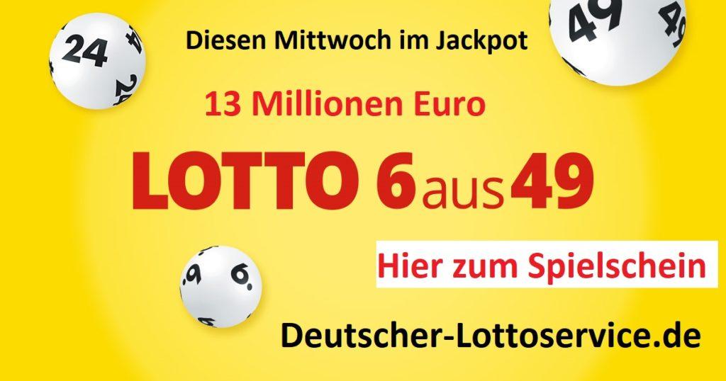Lottozahlen am Mittwoch 5.2.2020